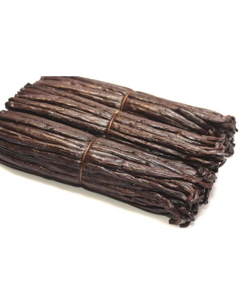 Volcanic vanilla beans from Vqanuatu
