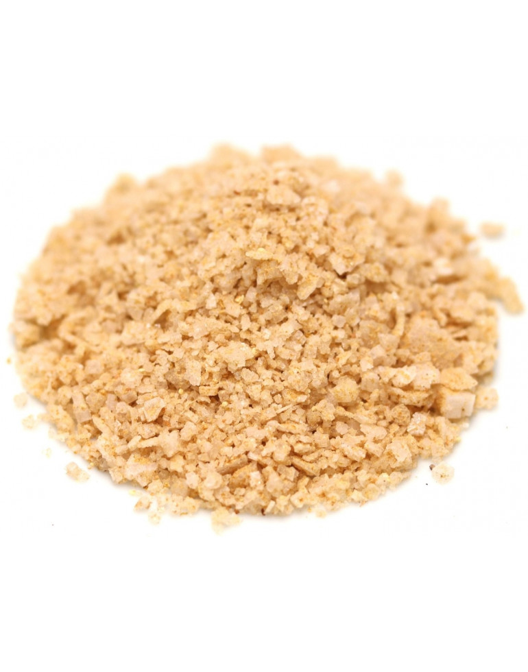 Fleur de sel au combava et gingembre