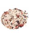 Fleur de sel poivre et baies rose de Madagascar