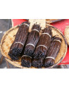 Sambavanilla Comoros vanilla beans 17-19 cm