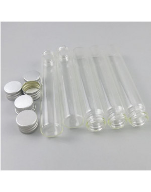 glass tube for sambavanilla vanilla