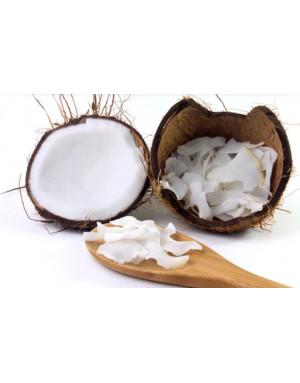 noix de coco séchée en lamelles