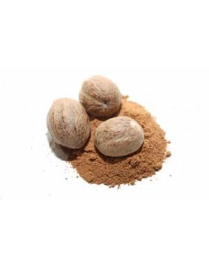 Grounded nutmeg