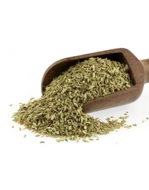 Green aniseed seeds