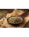 Green aniseed seeds of Madagascar