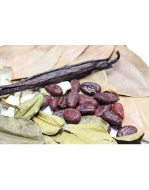 préparation rhum arrangé chocolat combava
