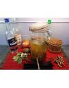 pineapple rum preparation