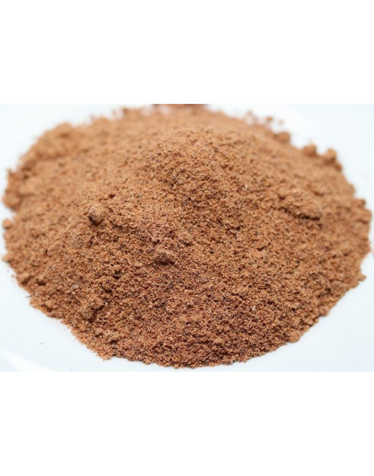Grounded nutmeg powder from Madagascar