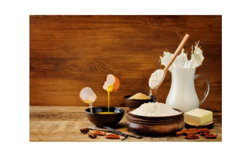 The real magic bourbon vanilla cake from Madagascar