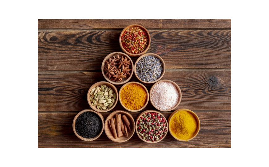 Discover the essential spices in cooking