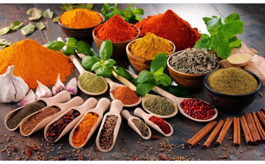 The spices that make your dishes tastier