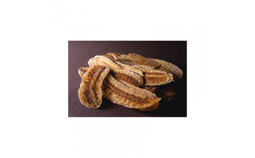 What are the benefits of dried bananas?